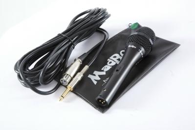 Madboy c-tube 10 конденсаторный микрофон проводной